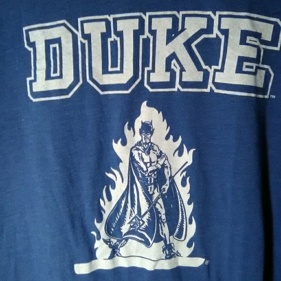 a7881e86e99 Vintage DUKE Blue Devils T Shirt